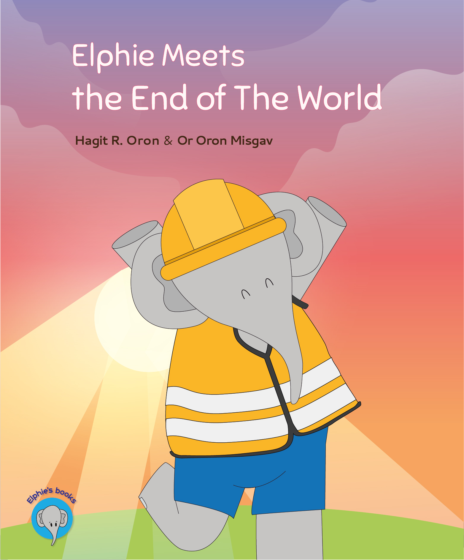 Writing Elphie Meets the End of The World (#4)